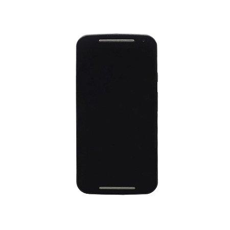 "Smartphone Motorola Moto G2 16GB 8MP Tela 5"" Preto"
