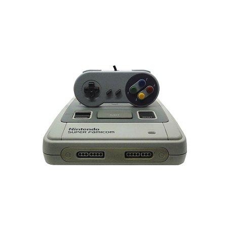 Console Nintendo Super Famicom - Nintendo (Japonês)