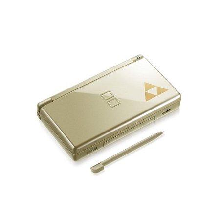 Console Nintendo DS Lite (Edição Zelda) - Nintendo