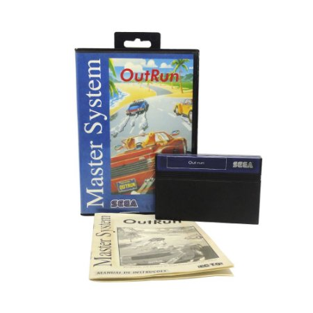 Jogo OutRun - Master System