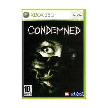Jogo Condemned: Criminal Origins - Xbox 360 (Europeu)