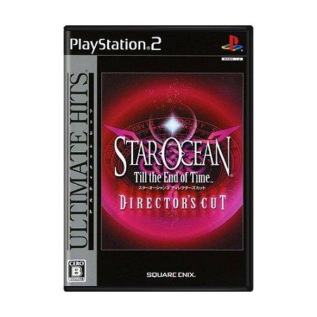 Jogo Star Ocean: Till The End Of Time - PS2 (Japonês)