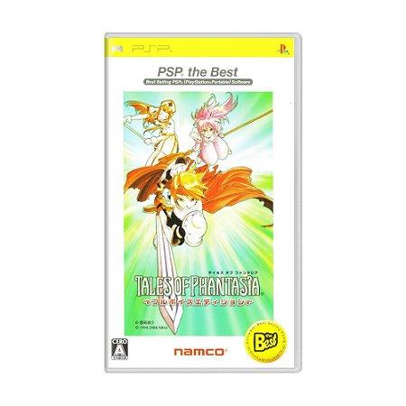 Jogo Tales of Phantasia: Full Voice Edition - PSP
