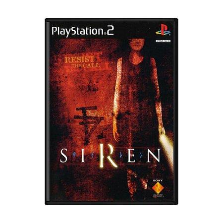Jogo Siren - PS2