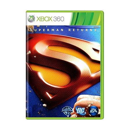 Jogo Superman Returns - Xbox 360