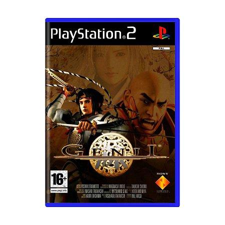 Jogo Genji - PS2 (Europeu)