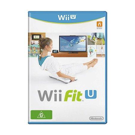 Jogo Wii Fit U - Wii U (Europeu)