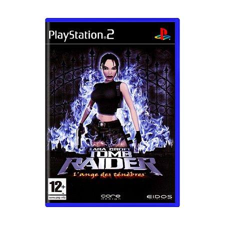 Jogo Tomb Raider: The Angel of Darkness - PS2 (Europeu)
