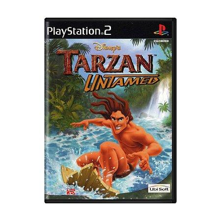 Jogo Tarzan Untamed - PS2