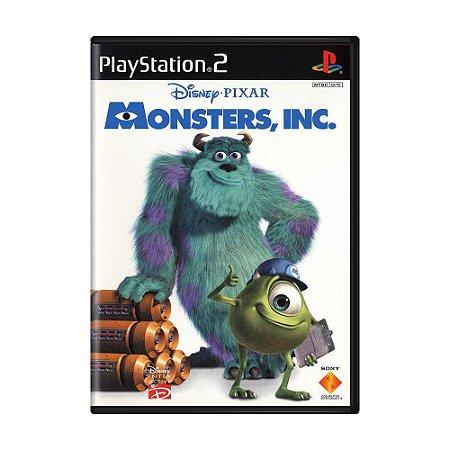 Jogo Monsters, Inc. - PS2