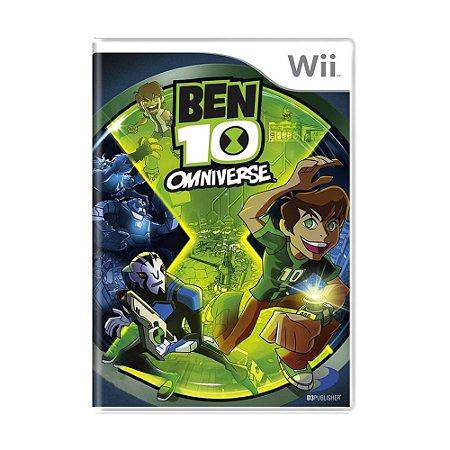 Jogo Ben 10: Omniverse - Wii