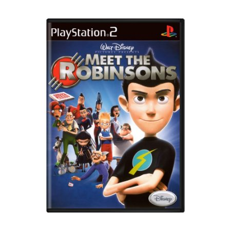 Jogo Meet The Robinsons - PS2
