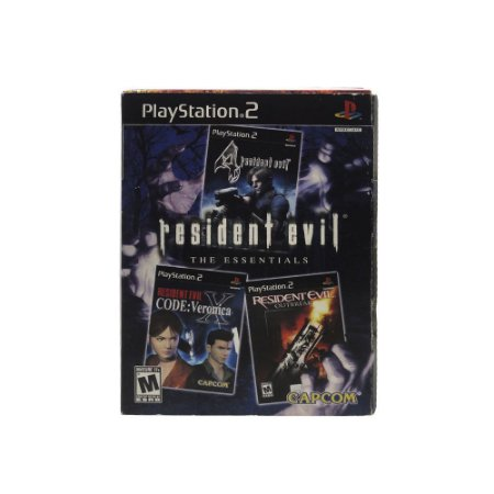 Jogo Resident Evil: The Essentials - PS2