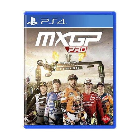 Jogo MXGP Pro - PS4