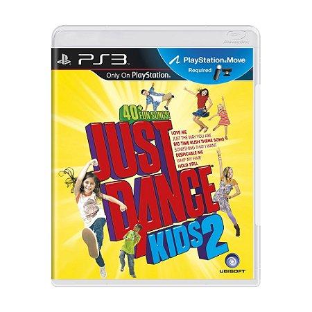 Jogo Just Dance Kids 2 - PS3