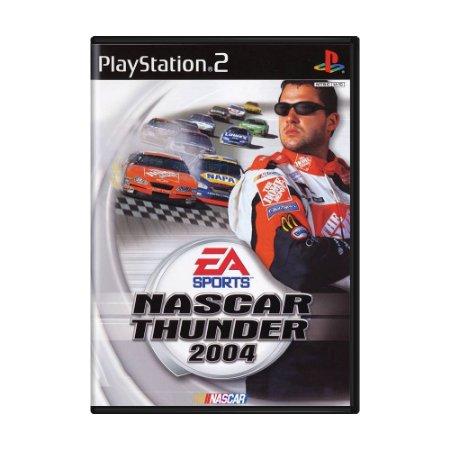 Jogo NASCAR Thunder 2004 - PS2