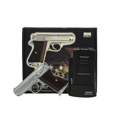 Pistola e Pedal para Time Crises - PS1 e Sega Saturn
