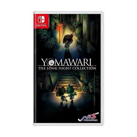 Jogo Yomawari: The Long Night Collection - Switch