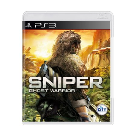 Jogo Sniper: Ghost Warrior - PS3