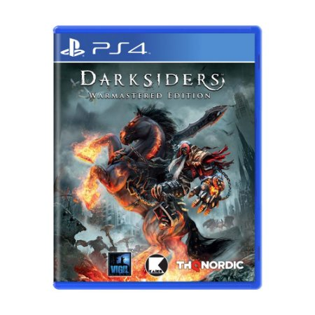 Jogo Darksiders: Warmastered Edition - PS4 (Lacrado)