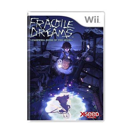 Jogo Fragile Dreams: Farewell Ruins of the Moon - Wii (Lacrado)