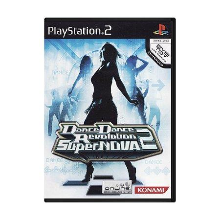 Jogo Dance Dance Revolution SuperNova 2 - PS2