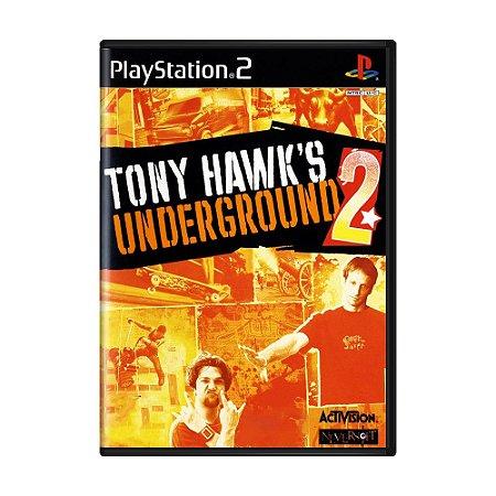 Jogo Tony Hawk's Underground 2 - PS2