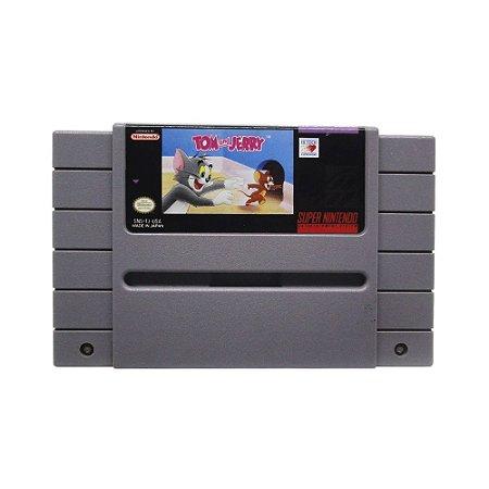 Jogo Tom and Jerry - SNES