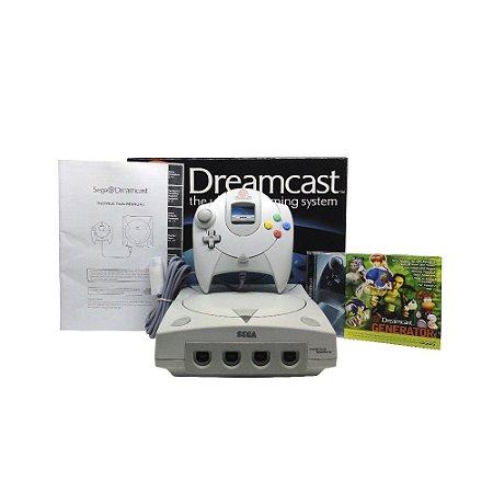 Console DreamCast - Sega