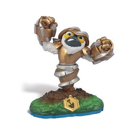 Boneco Skylanders Swap Force: Grilla Drilla