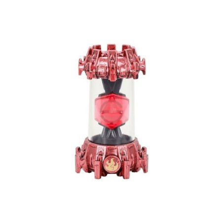 Boneco Skylanders Imaginators: Fire Reactor Creation Crystal