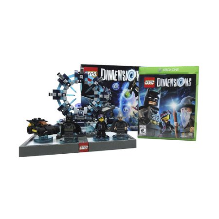 Jogo LEGO Dimensions (Starter Pack) - Xbox One