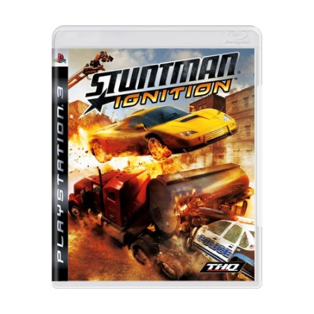 Jogo Stuntman Ignition - PS3