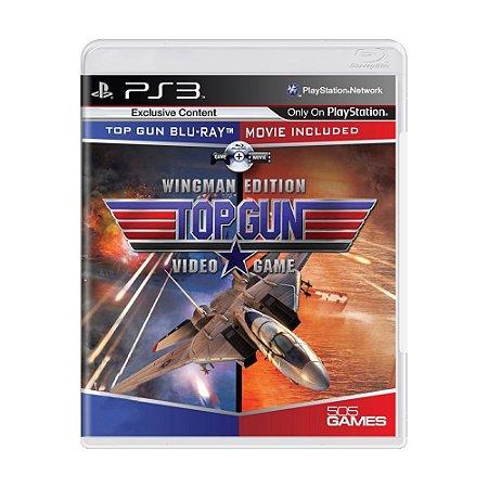 Jogo Top Gun: The Videogame - PS3