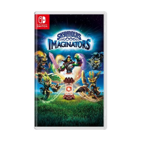 Jogo Skylanders Imaginators - Switch