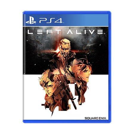Jogo Left Alive - PS4