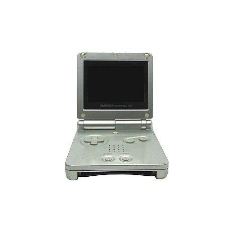 Console Game Boy Advance SP Cinza - Nintendo