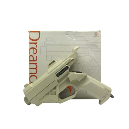 Pistola Light Gun - Dreamcast