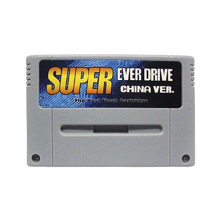Super Ever Drive - SNES