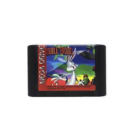 Jogo Bugs Bunny in Double Trouble - Mega Drive