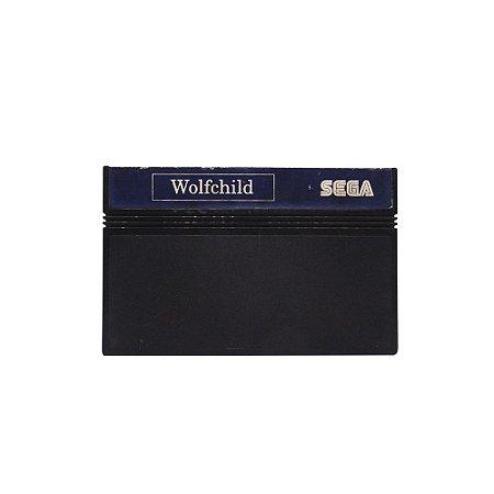 Jogo Wolfchild - Master System