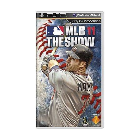 Jogo MLB 11: The Show - PSP