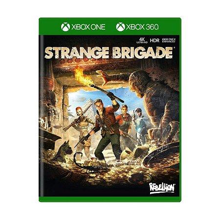 Jogo Strange Brigade - Xbox One