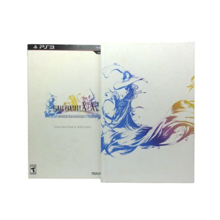 Jogo Final Fantasy X / X-2 HD Remaster (Collector's Edition) - PS3