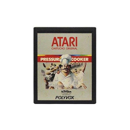 Jogo Pressure Cooker - Atari
