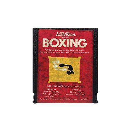 Jogo Boxing - Atari