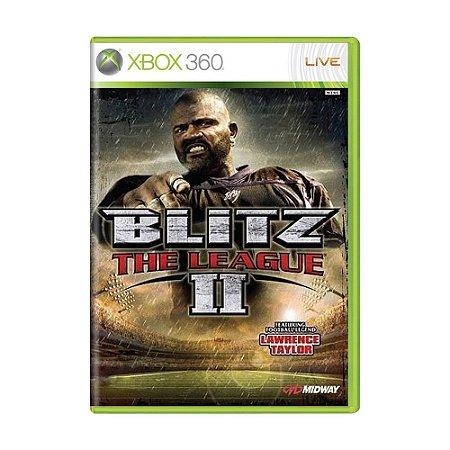 Jogo Blitz: The League II - Xbox 360