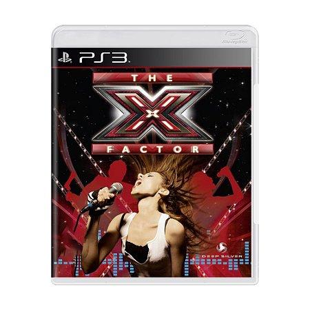 Jogo The X-Factor - PS3
