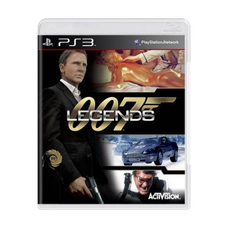 Jogo 007 Legends - PS3