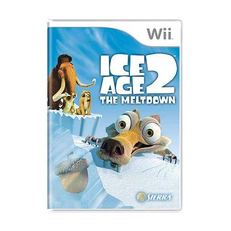 Jogo Ice Age 2: The Meltdown - Wii